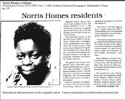 news archive u2039 norris homes philly