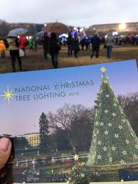 washington d c how to get tickets to the national christmas tree