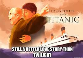 Still A Better Lovestory Than Twilight Meme - still a better love story than twilight harry potter meets