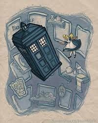 disney princesses and the tardis