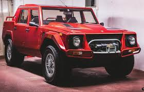 off road lamborghini ultra rare offroad lamborghini to fetch up to half a million at auction