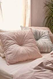 oversized pillows for bed and white striped oversized pillow