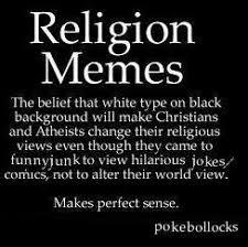 funny anti religious pictures