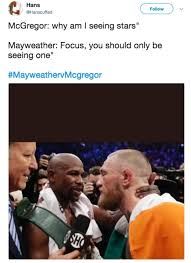 The Funniest Memes - the funniest memes and reactions to mayweather v mcgregor thechive