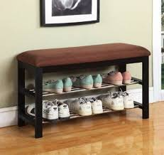 awesome shoe storage cabinets and entryway benches groupon bench