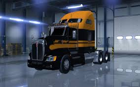 kenworth custom parts tractocamion kenworth t660 for ats v1 5 american truck