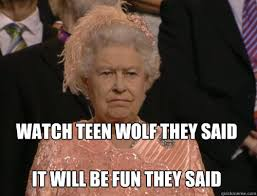 Funny Teenage Memes - 15 hilarious memes and jokes only teen wolf fans will understand