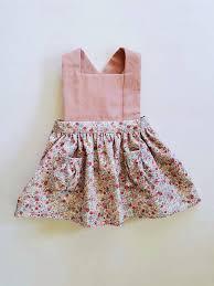 toddler pinafore dress toddler dress vintage dress