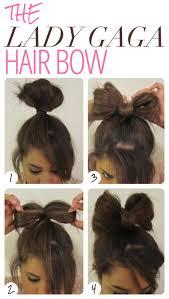 bow hair best 25 bow hairstyle tutorial ideas on hair bow bun