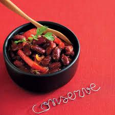 cuisiner haricots rouges recette haricots rouges façon chili végétarien cuisine madame