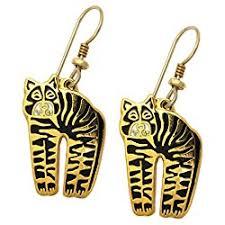 laurel burch earrings great gifts for cat laurel burch cat earrings