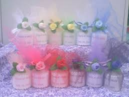 candle favors great inexpensive candle wedding favors you can make yourself
