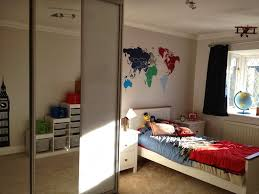 Garden Bedroom Ideas Bedroom Marvelous Travel World Themed Bedroom With Colorful Map