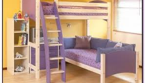 Low Height Bunk Beds Bedroom Decoration - Kids l shaped bunk beds