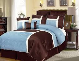 Duvet Covers Brown And Blue Paperstbrewing Com Wp Content Uploads 2017 06 Blue