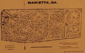 Marietta Ohio Map by Marietta National Cemetery Civil War Era National Cemeteries A