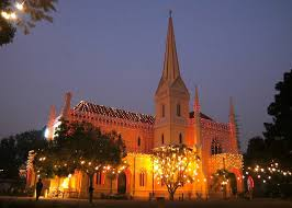 Decoration For Christmas At Church by Christmas At Christ Church Cathedral Lucknow Sacred Pinterest