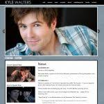 actor websites archives page 5 of 6 kyle art and design