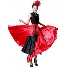 Spanish Dancer Halloween Costume Spain Dance Skirts Promotion Shop Promotional Spain Dance