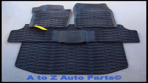 2014 jeep floor mats jeep grand commander slush floor mats khaki