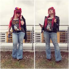 asu rocks miss sixty flared jeans welovefine back to the future