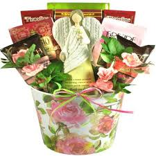 sympathy gift basket sympathy thoughts prayers gift basket