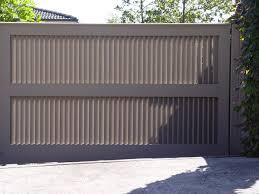 Contemporary Gate Designs 16 Sliding Gate Sliding Gate Design