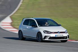 Peugeot 308 Gti Vs Vw Golf Gti Clubsport Volkswagen Golf Gti Clubsport Review Prices Specs And 0 60