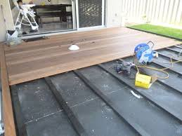 How To Pour Concrete Patio How To Build A Deck Over A Concrete Patio Concrete Patios