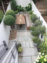 L Shaped Garden Design Ideas Furniture Modern Home Landscape In Backyard With Compact Grasses