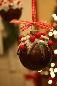 how to make chocolate ornament diy crafts handimania