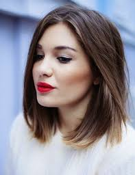50 women medium length hair cut and color inspiration shoulder