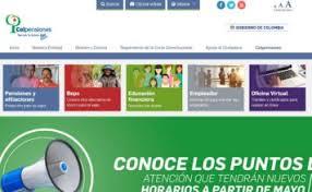 colpensiones certificado para declaracion de renta 2015 colconectada trámites tareas e información de ayuda