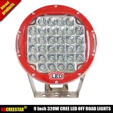 led driving lights for trucks 4x4 320w black lights 9 inch 320w led driving lights used for car