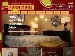 Santa Cruz Bedroom Furniture by Natural Selection Furniture Santa Cruz Ca