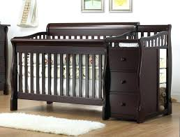 Delta Crib And Changing Table Interior Cribs With Changing Table Solpool Info