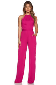 Pink Colour Combination Dresses by 25 Best Pink Jumpsuit Ideas On Pinterest Rehearsal Dinner Suits