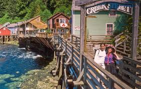 Map Of Ketchikan Alaska by Walking Tour Of Scenic Downtown Ketchikan