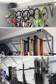 45 best garage shelving ideas images on pinterest garage rubber coated hooks create a safe and secure storage options for a variety of items