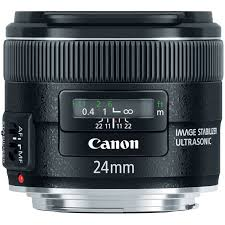 amazon com canon ef 24mm f 2 8 is usm wide angle lens fixed