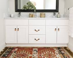 s t y l i n g how to update your bathroom without renovation