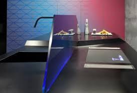 modern contemporary kitchen kitchen sleek and chic modern kitchens that make their own cuts
