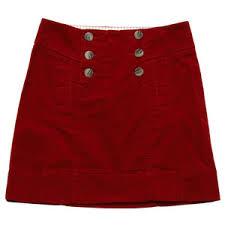 corduroy skirts anthropologie skirts slim corduroy skirt stylecaster polyvore