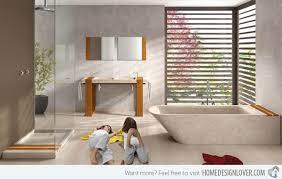 beige bathroom designs 20 contemporary bathroom design ideas home design lover