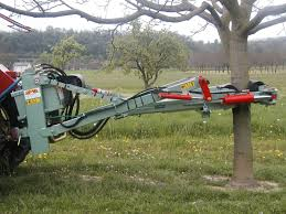tractor mounted tree shaker hydraulic vhy vsh series amb