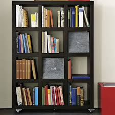 Usa Bookcase Rolling Storage West Elm