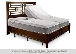 Air Bed With Frame Saturn Air Bed By Thomasville With 2 Chamber Technology