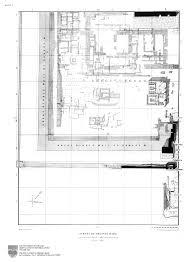 Slaughterhouse Floor Plan by West Thebes Medinet Habu