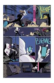 comic book shelves spider gwen gets spider powers in marvel comics ongoing series