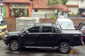 Jual Ford Dc ford ranger dc 4x4 wildtrak 3 2 l automatic 2015 hitam grille raptor